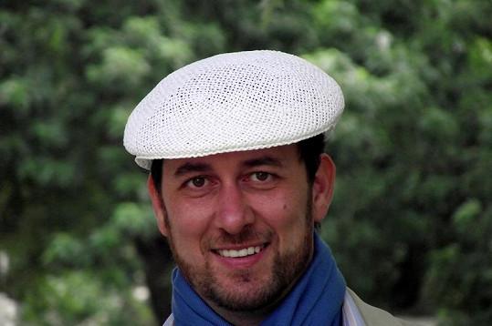 Expřítel Bartošové Domenico Martucci.