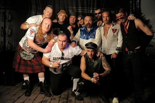 Skupina Walda Gang.