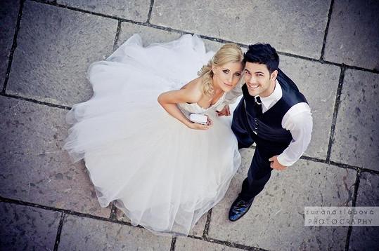 Svatba Petera a Moniky.