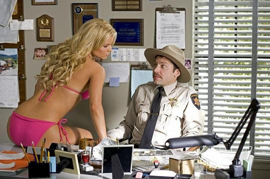 Nejvíce sexy byla zpěvačka a herečka ve filmu Mistři hazardu z roku 2005.
