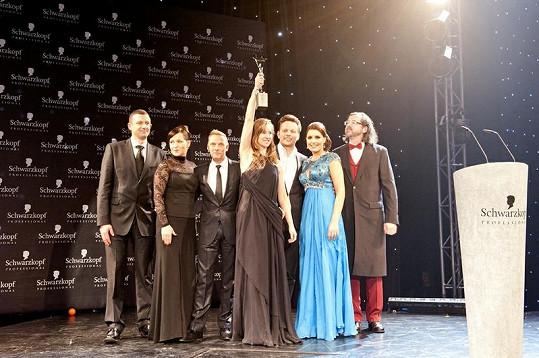 Kadeřnického Oscara získala letos Jana Burdová.