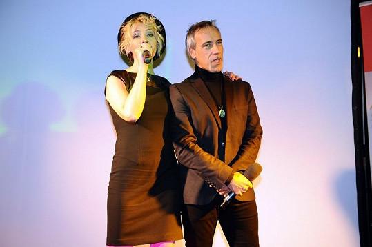 Zazpívalo i italské duo Jalisse.