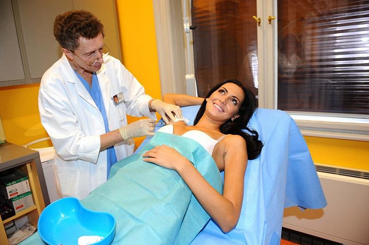 Eliška Bučková chodí na botox kvůli pocení.