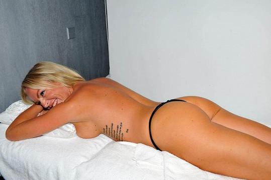 Martina Pártlová zhubla a jako jedna z mála žen nemá žádnou pomerančovou kůži.