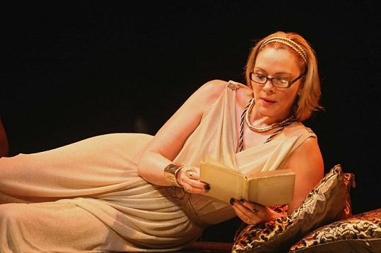Kim Cattrall je i divadelní herečkou.