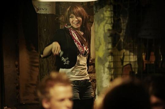 Ve filmu hraje i Berenika Kohoutová.