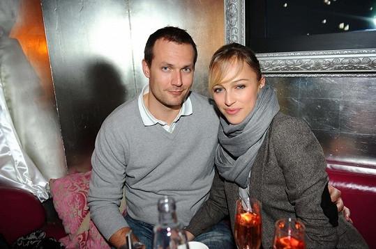 Renata Langmannová s přítelem Ondřejem Novotným tráví dovolenou na Krétě