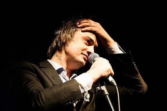 Muzikant Pete Doherty je prý podruhé otcem.