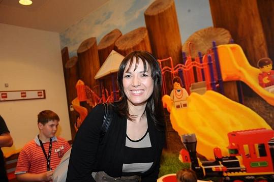 Tereza Kostková se do nového seriálu nechala ostříhat.