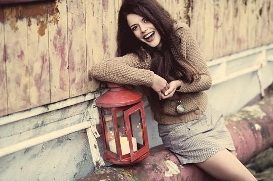 Andrea Kerestešová má úsměv jako Julia Roberts.