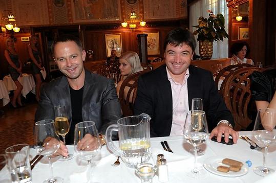Manžel Andrey Verešové Daniel Volopich po jednání s Igorem Rattajem.