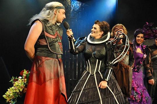 Místo nemocného Dana Hůlky hrál Marián Vojtko.