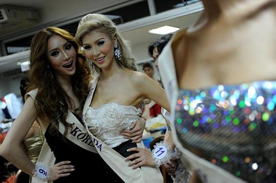 Jenna Talackova již reprezentovala Kanadu na soutěži krásy v Thajsku.