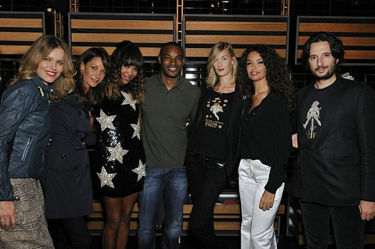 Eva a Naomi měly být hlavními hvězdami otevření obchodu Pirelli v Miláně.
