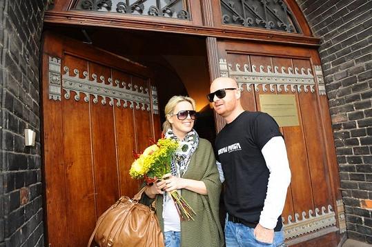Simona Krainová a Karel Vágner jsou pořád zamilovaní.