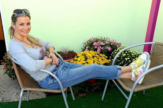 Ve hře o moderátorku Farmy byla také Monika Marešová.