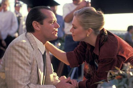 S Jackem Nicholsonem v dramatu Čest rodiny Prizziů.