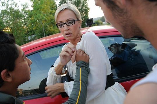 Kateřina Brožová je profesionálka.