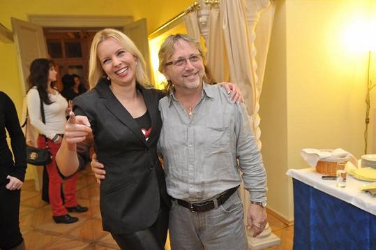 Kateřina je velkou obdivovatelkou Dalibora Jandy.