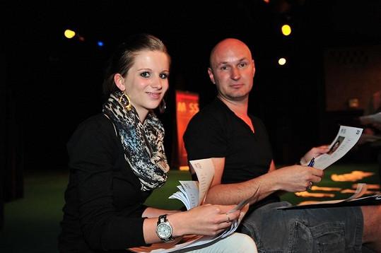 V porotě zasedl také vyhlášený choreograf Rostislav Janků a úřadující vítězka Ivana Hnilicová.