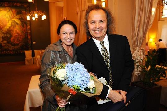 Václav a Eva Hudečkovi.