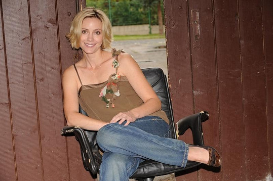 Plánková se do povědomí diváků dostala díky seriálům Rodinná pouta a Ordinace v růžové zahradě.