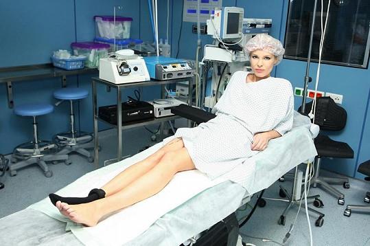 Je neuvěřitelné, že i krásná Romana Vítová trpí křečáky.