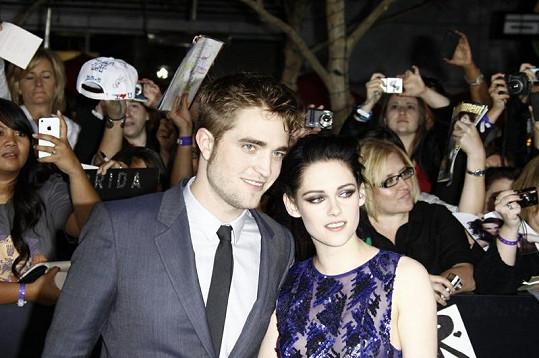 Kristin Stewart doufá, že jí Pattinson odpustí nevěru.