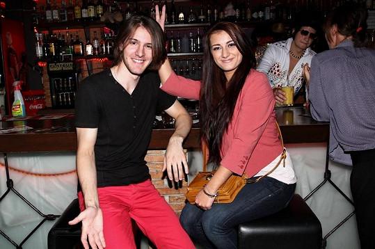 Petr Ševčík a Monika Povýšilová.