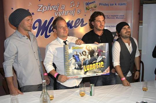 Lunetic zahájil oficiálně své turné.