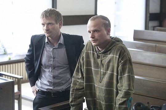 Její filmové syny hrají ve snímku Jana Prušinovského bratři Hádkové.