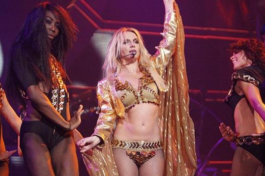 """Britney Spears má opět své """"hubené období""""."""