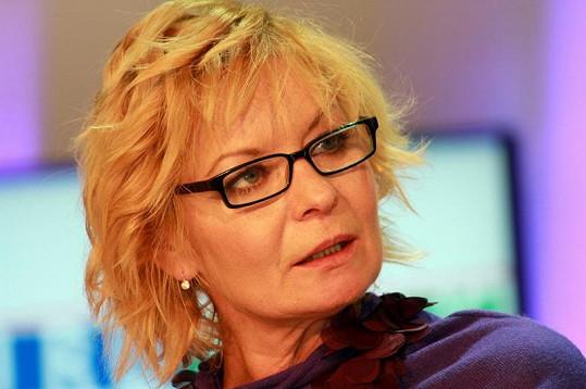 Vilma Cibulková je stále šarmantní dáma.