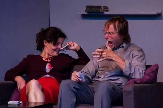 Krausová s Rodenem s věkem hereckou energii neztrácejí.