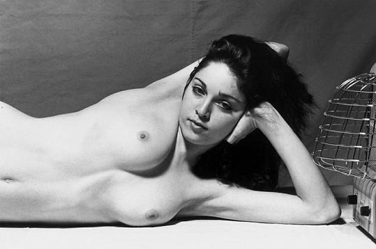 Madonna ještě předtím, než se stala popovou hvězdou.