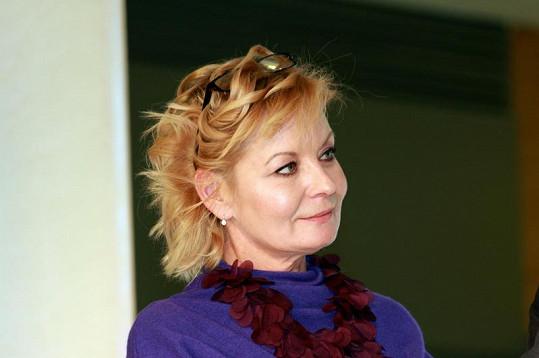 Vilma Cibulková se držela, i když jí nebylo nejlépe.