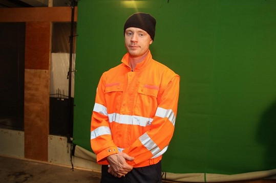 K novým tvářím Sanitky 2 patří i Jan Budař.