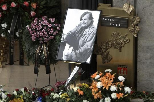 Pavel Vrba zemřel na následky mozkové mrtvice.