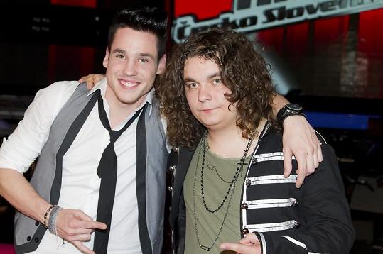 Jacky a Daniel Mrózek.