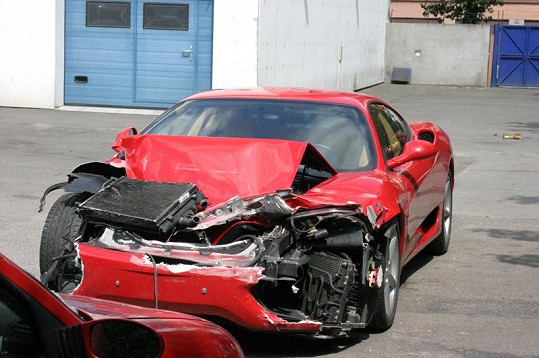 Ferrari nebo hromada šrotu?