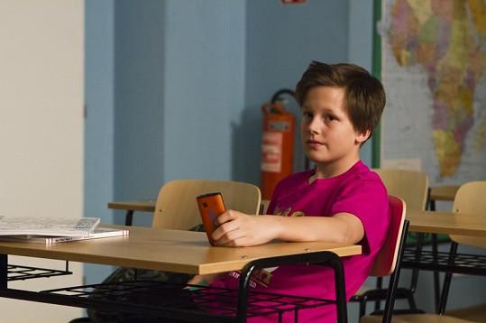 Od dob působení v seriálu Gympl s (r)učením omezeným v roli grázlíka Patrika Jáchym dospěl.