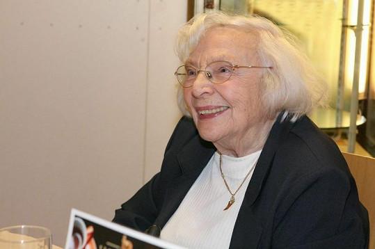 Libuše Havelková byla dětskou láskou Vladimíra Ráže.