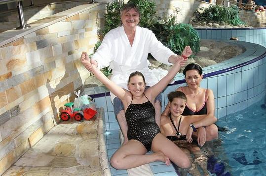 Pavel Soukup byl poprvé v životě v sauně.