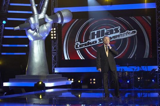 V jaké roli se asi v nové show představí Karel Gott?