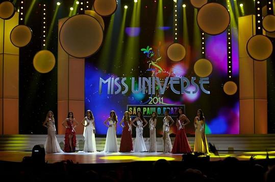 Nádherné adeptky na Miss Universe.