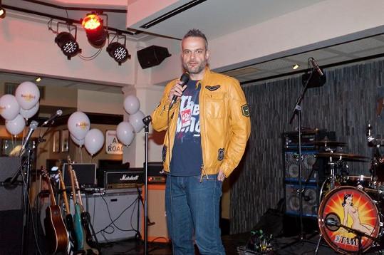 Jaro Slávik se ujal role moderátora.