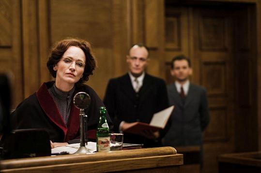 Aňa prý skvěle napodobila dikci prokurátorky.
