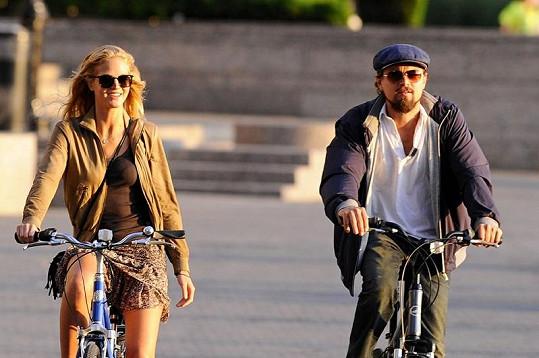 Leonardo DiCaprio a Erin Heatherton se údajně rozešli už před několika týdny.