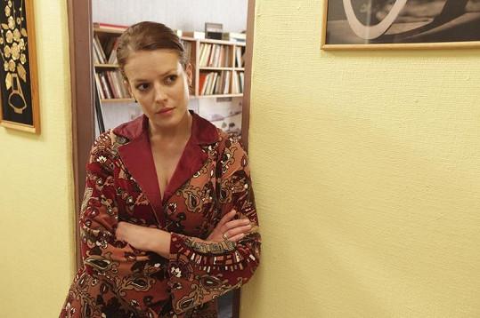 Manželské hádce bude přihlížet i Andrea Kerestešová.