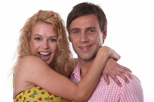 Andrea je po čase opět blond.